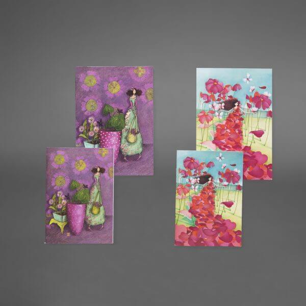 Card & Journal Set